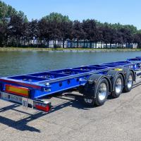45 ft gooseneck container chassis LAG Trailers
