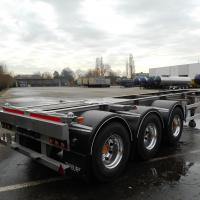 Burg-LAG Trailers containerchassis